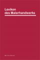 Lexikon des Malerhandwerks